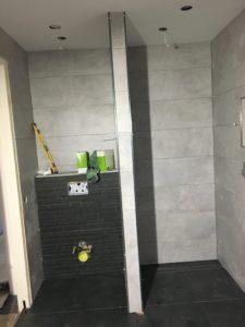Volledige badkamer